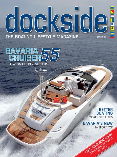 Dockside Issue 6 cover