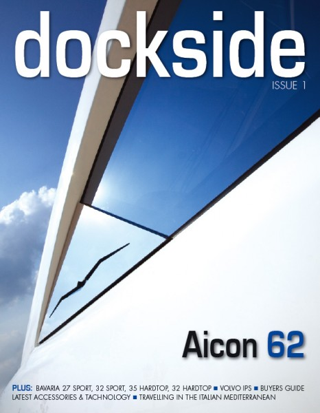Dockside cover