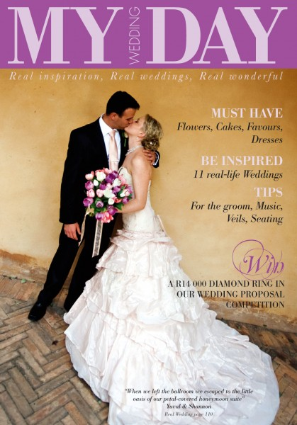 My Wedding Day Cover issue 2