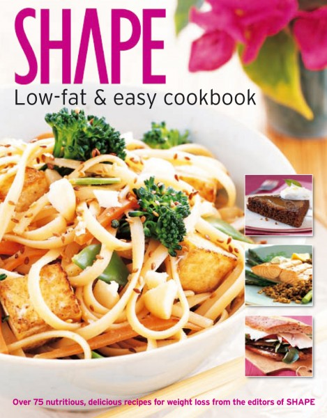 Shape Cookbook cover