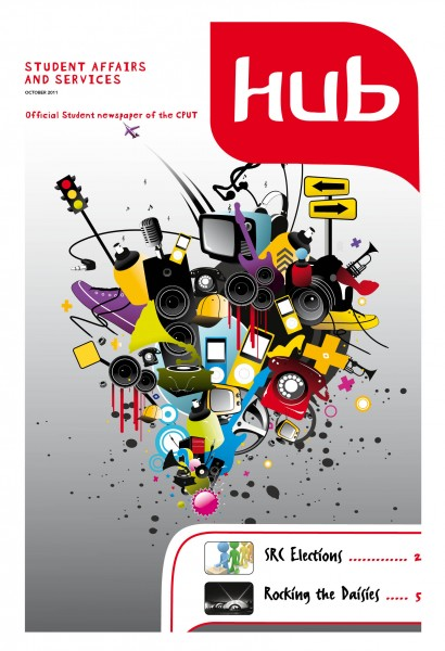 The Hub Oct cover